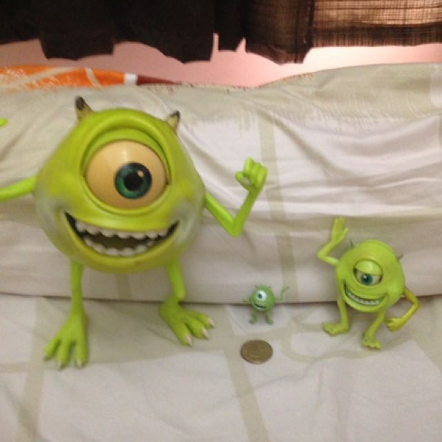 Mike Wazowski toy figures