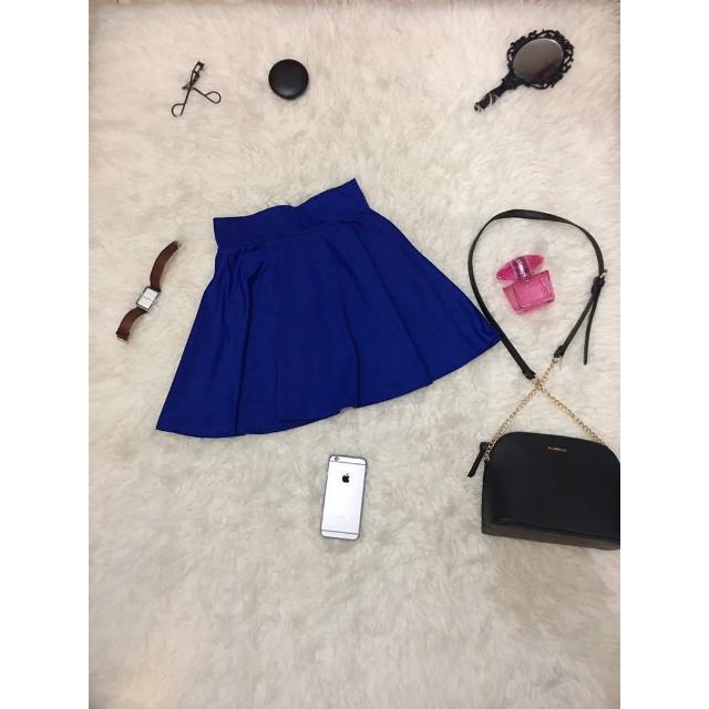 Mini Skirt Blue / Rok Biru