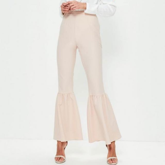Missguided Frill Pants - 12