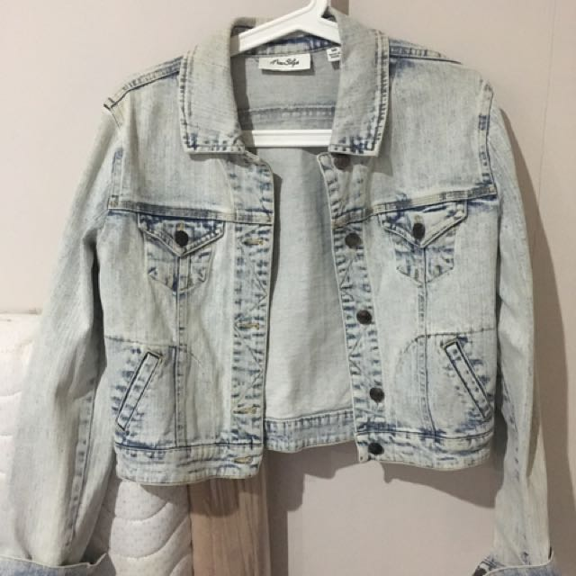 MissSHOP DENIM JACKET