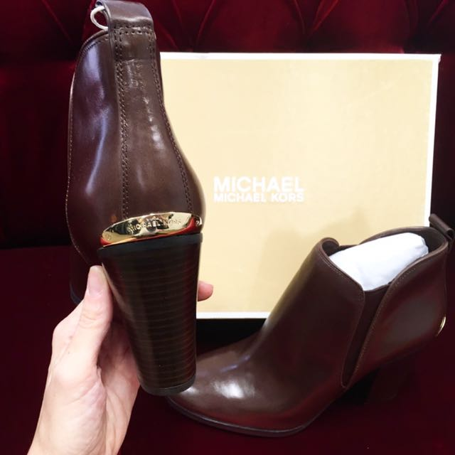 MK Michael Kors Ankle Boots