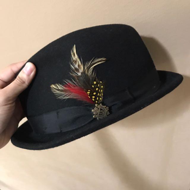 b6c04bc9c9b New York Hat Co. Phadora