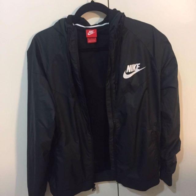 Nike Black Windrunner