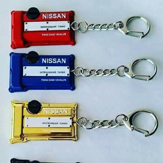 Nissan Key RIng