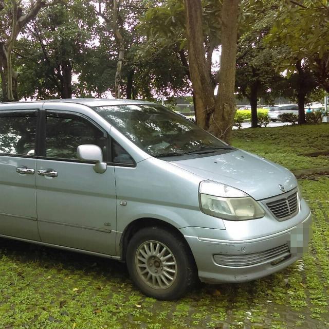 Nissan休旅車QRV 2000cc