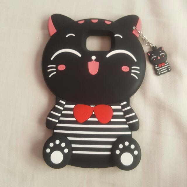 Note 5 Case - Cat Case