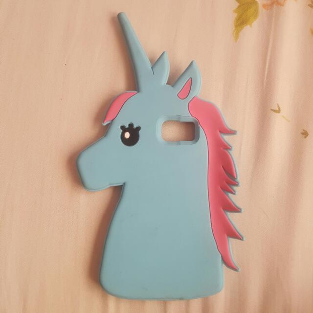 Note 5 Case - Unicorn