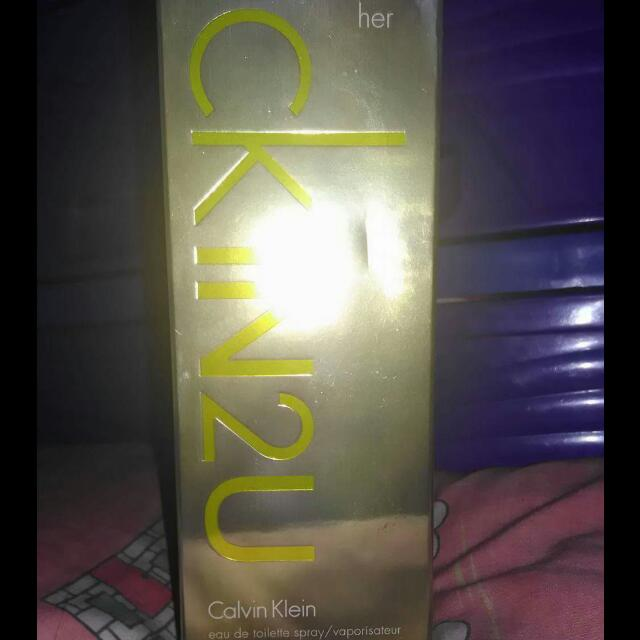 Original Calvin Klein Perfume For Her