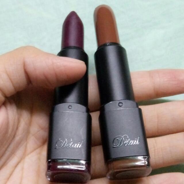 ORIGINAL Detail Makup Matte Lipstick