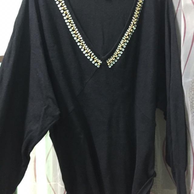 original Mossimo fashion long sleeve
