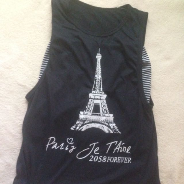 Paris Design with Tube