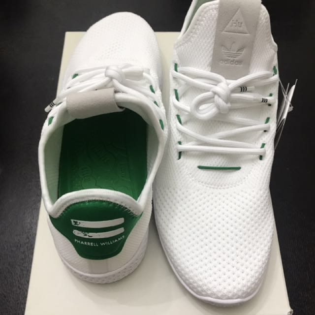 25% off resale- Pharrell Adidas Tennis Hu UK 8.5 US 9 (BN with tags)