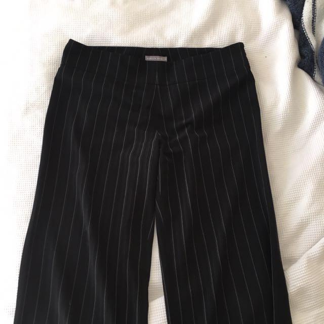Pin Stripped Pants