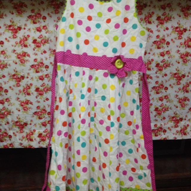 Polcadots Dress