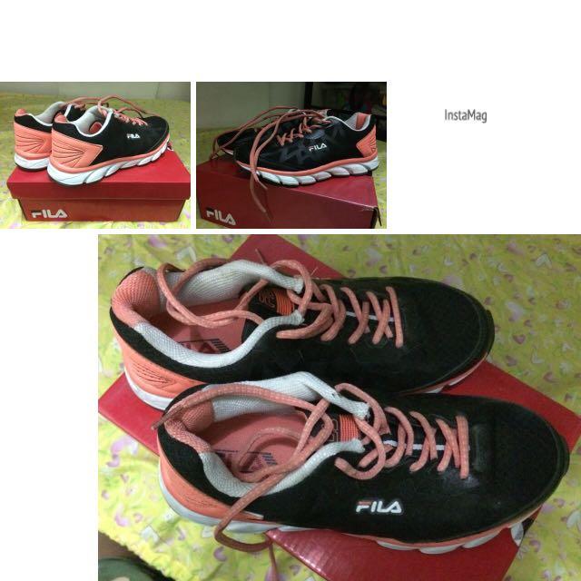 Pre Loved FILA Shoes