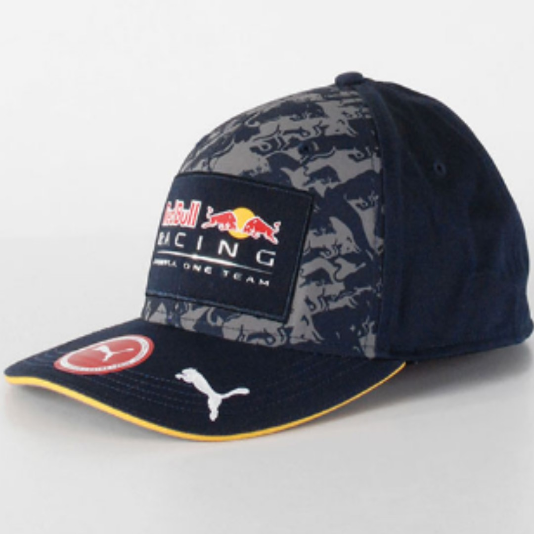 Puma Red Bull Racing Team Cap (053031-01) 0924ba64114