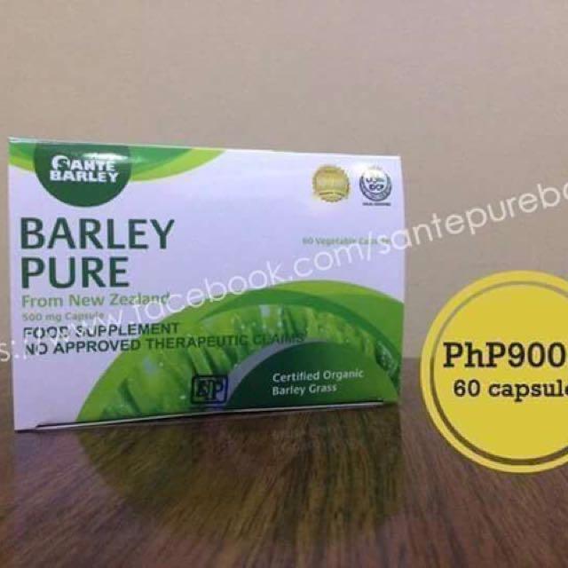 Pure Barley