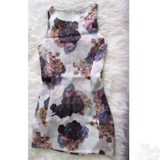 Re Price H&M Dress Flower