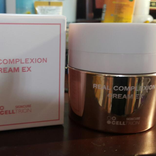 正韓~Real complexion cream
