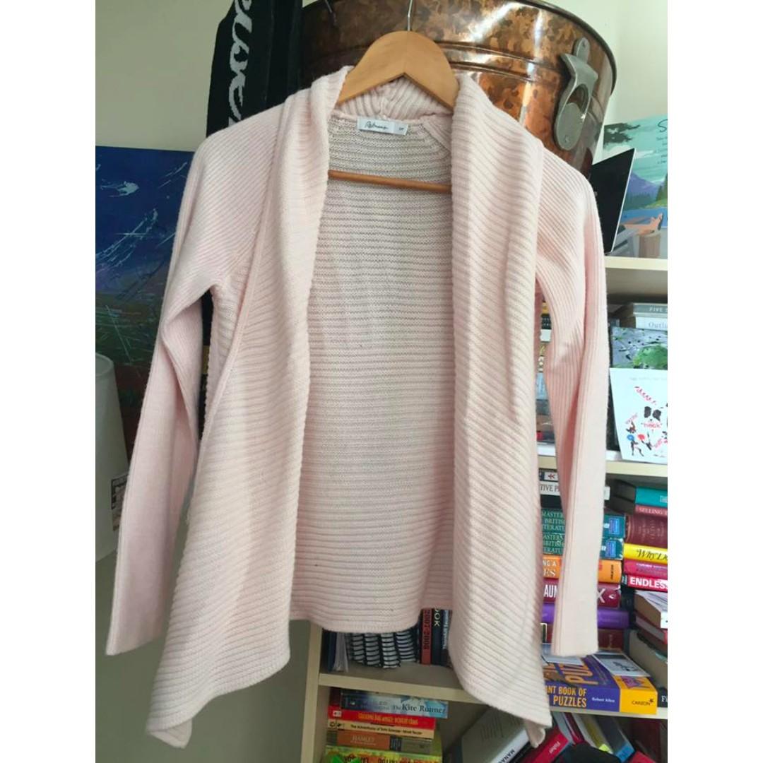 Reitman Pink Sweater
