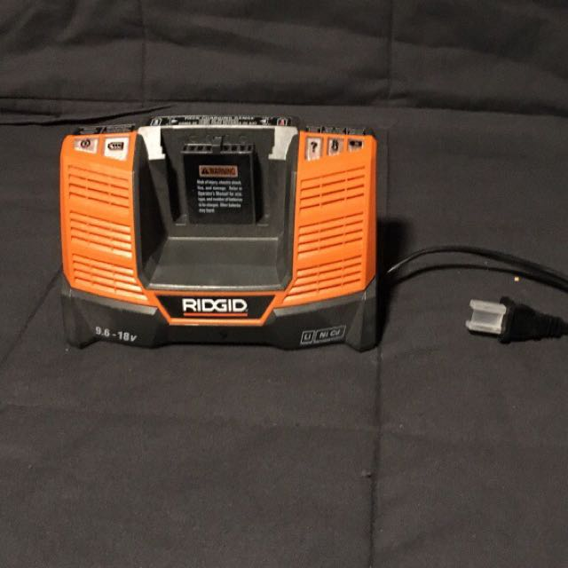 Ridgid Battery charger