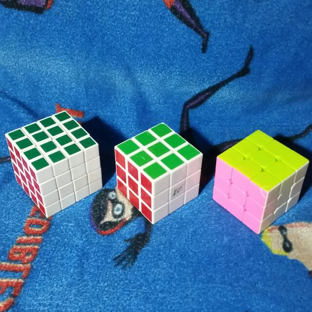 Rubick's Cube (Bundle)