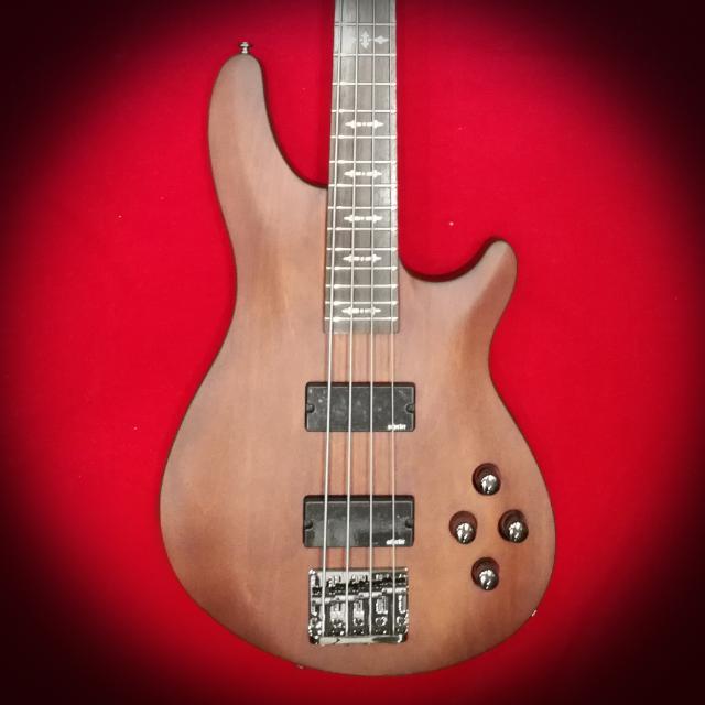 Schecter Bass Guitar Omen 4 Walnut Satin