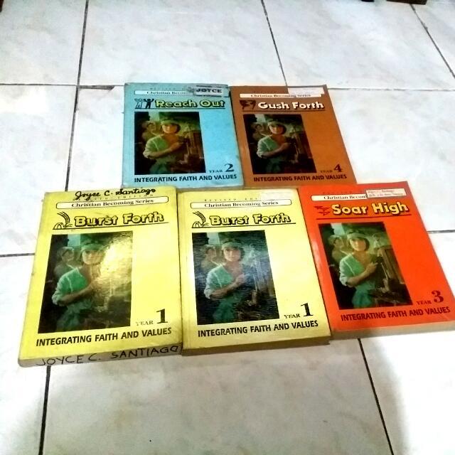 School Book / CLVE / Christian / Religigion