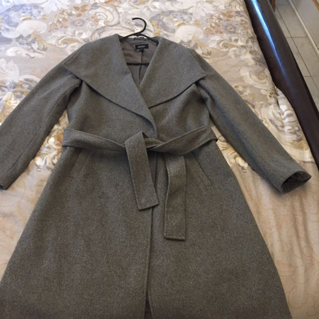 Size 14 Womens Grey OXFORD Coat