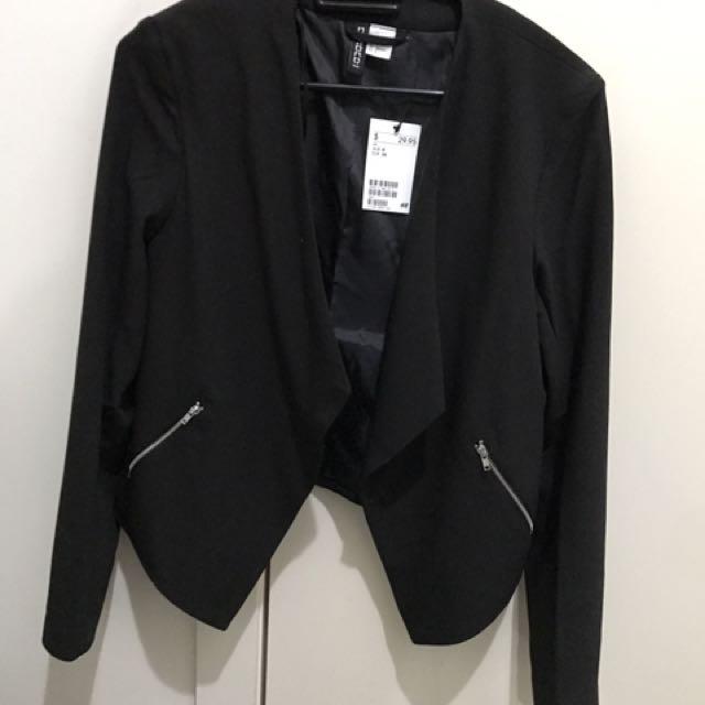Size 8 Jacket Blazer H&M