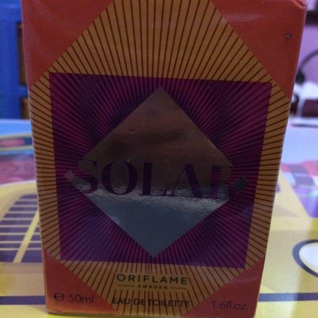 Solar Eau De Toilette Oriflame