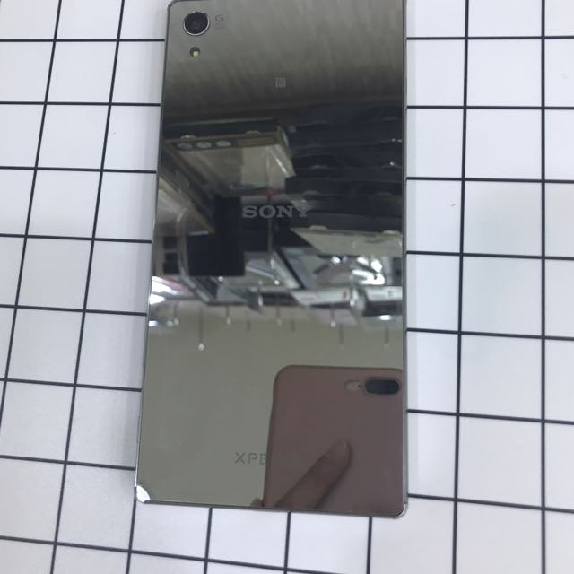Sony Z5P 銀