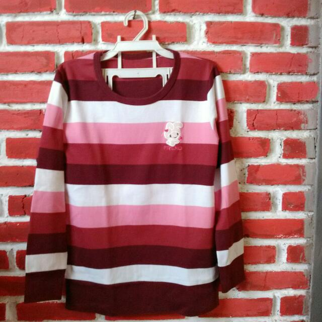 stripee sweater