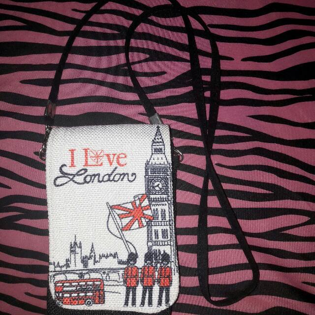 Tas Mini Sling Love London