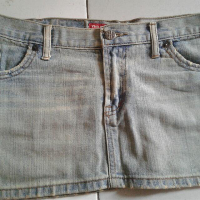The Bens Jeans (Skirt)