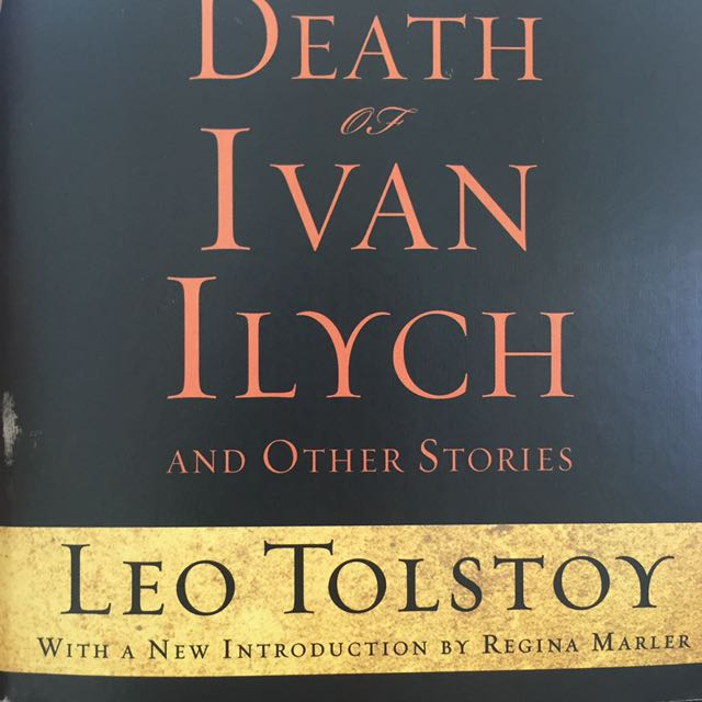 the reactions to death and suffering in leo tolstoys the death of ivan iiych The reaction to death and suffering in the death of ivan llych by leo tolstoy pages 2 words leo tolstoy, the death of ivan ilych.