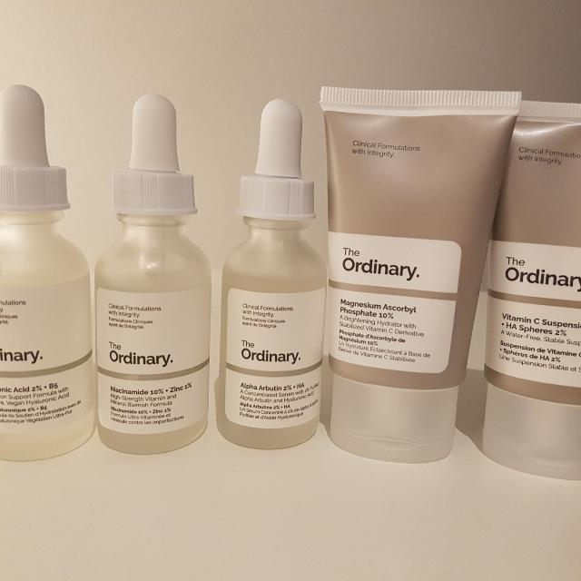 The Ordinary Products (All For $35)