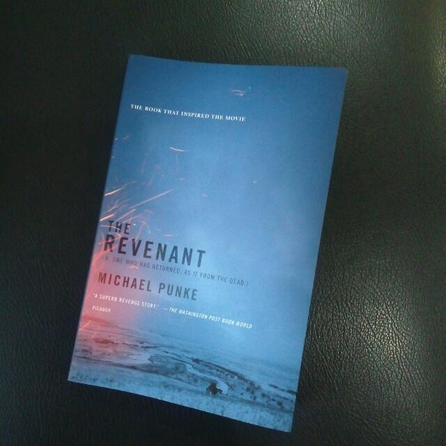 The Revenant by Michael Punke (English)