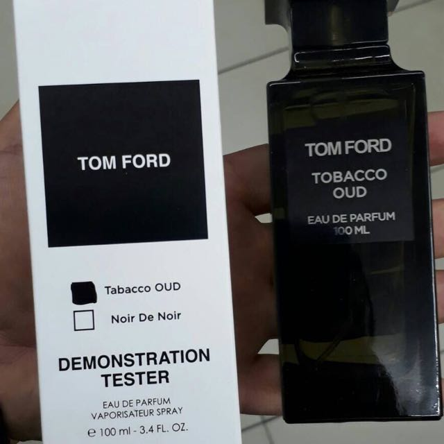 Edp Tom Ford Perfume 100ml Tester Oud Tobacco SzMGLpqVU