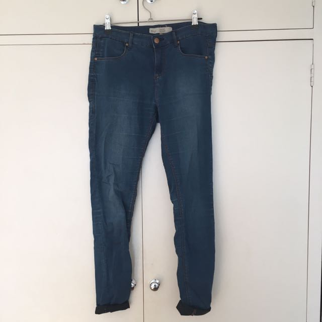 Topshop Leigh Supersoft Jeans