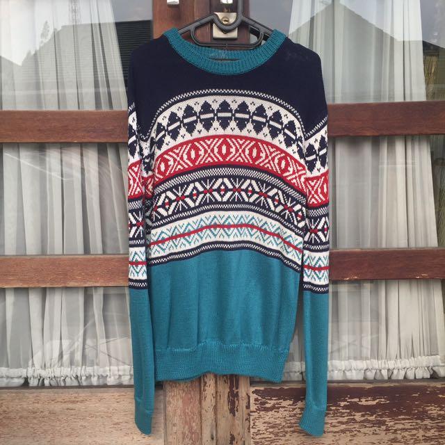 Tosca Tribal Sweater