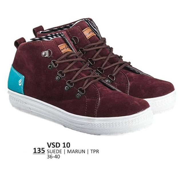 Vans Everflow (Suede TPR)