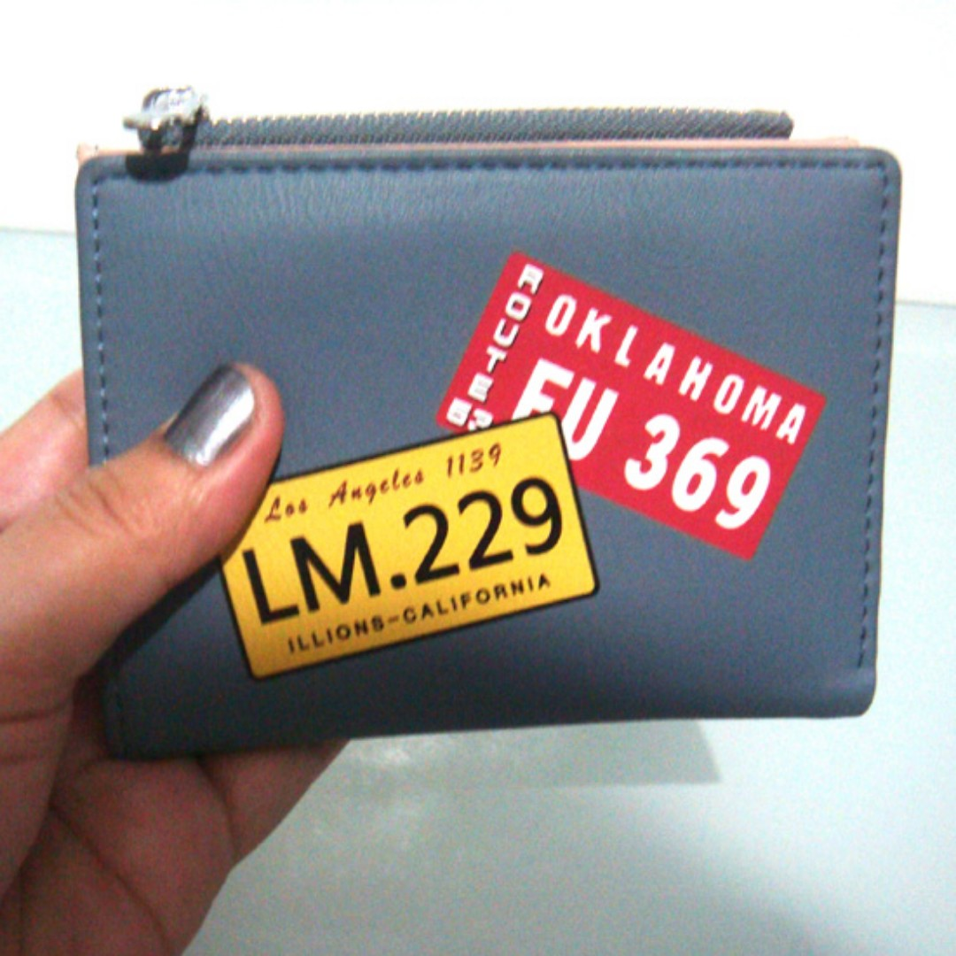 Small Wallet very nice!