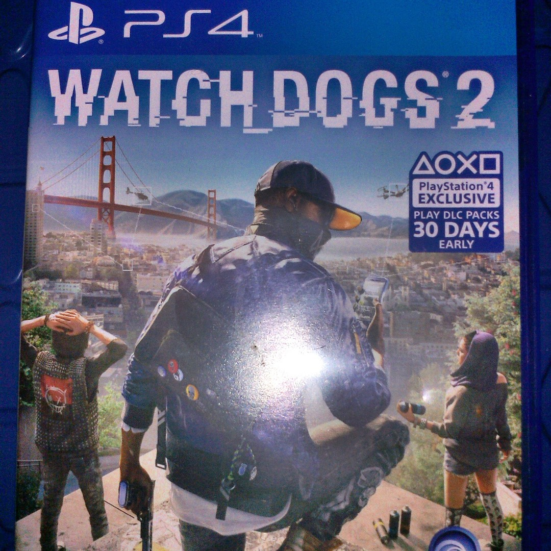 free watch dogs 2 code