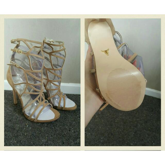 Windsor Smith Strappy Heels