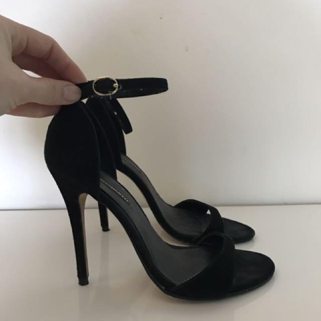 Windsor Smith Strappy Heels Size 7