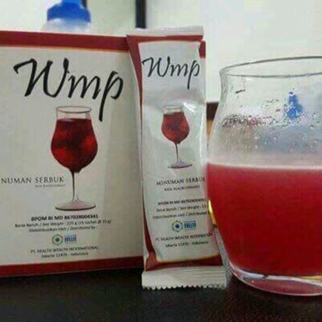 WMP SLIMMING JUICE