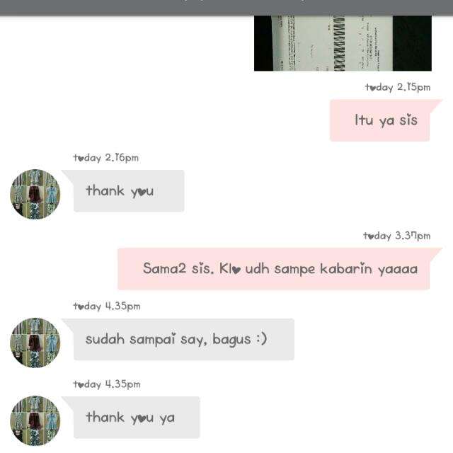 Yeaaay Thankyou For First Buyer 😊