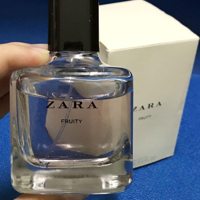 Zara Perfume Fruity Health Beauty Perfumes Nail Care Others