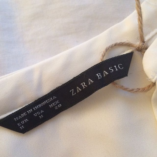 Zara Shirt, Blouse